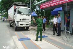Ghi nhanh: TP HCM lắp đặt 3 trạm cân tự động kiểm soát tải trọng xe