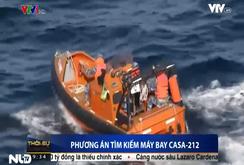 Phóng sự: Cuộc tìm kiếm máy bay CASA 212 trên biển