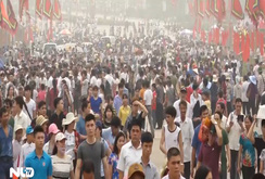 Hàng triệu người dâng hương tưởng niệm các vua Hùng