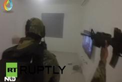 Video đội đặc nhiệm vây bắt trùm ma túy Guzman