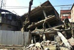 Động đất 6,7 độ Richter tại Ấn Độ, hàng chục người thương vong