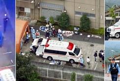 Tấn công bằng dao kinh hoàng tại Nhật Bản, 19 người chết
