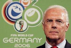 LĐBĐ Đức khởi kiện huyền thoại Beckenbauer và FIFA