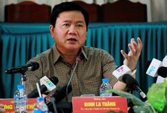Bí thư Đinh La Thăng truy vấn gắt gao Giám đốc Sở quy hoạch kiến trúc