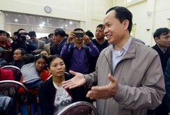 """Bí thư tỉnh ủy Thanh Hóa: """"Tôi thấy có khuyết điểm, trách nhiệm lớn với bà con…"""""""