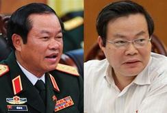 Đại tướng Đỗ Bá Tỵ và ông Phùng Quốc Hiển làm Phó chủ tịch Quốc hội
