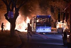 Đánh bom Thổ Nhĩ Kỳ, 28 người chết, 61 người bị thương
