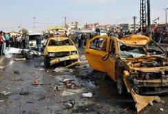 Đánh bom liên tục ở Syria, 140 người chết