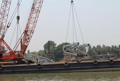 Bản tin NLĐ ngày 28 - 3: Bắt đầu trục vớt cầu Ghềnh