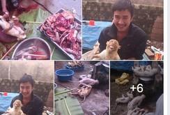 Bản tin NLĐ ngày 7-1: Thanh niên giết khỉ, đưa hình lên Facebook bị điều tra