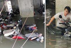 Bản tin NLĐ ngày 27-9: Ai chịu trách nhiệm về hàng ngàn xe máy bị ngập trong hầm giữ xe?