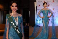 Bản tin đặc biệt cuối tuần ngày 22-10: Hoa hậu Nam Em đẹp lộng lẫy trong trang phục dạ hội
