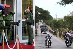 Bản tin NLĐ ngày 1-12: Hành trình cuối cùng của Fidel Castro