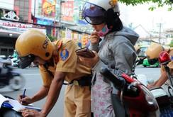 Bản tin NLĐ ngày 16-11: Cảnh sát giao thông không được dừng xe chỉ để kiểm tra chính chủ