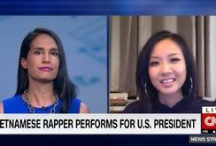 Bản tin NLĐ ngày 26-5: Rapper Suboi trả lời CNN về phần giao lưu với TT Obama