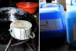 Cà phê bẩn bằng hóa chất, phụ gia, đậu nành…tại Vũng Tàu