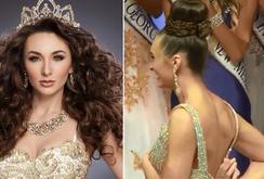 Bản tin NLĐ ngày 3 - 8: Hoa hậu Trái đất Mỹ bị tuột váy khi đăng quang