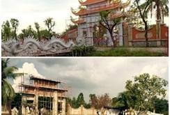 NSƯT Hoài Linh bác bỏ tin đồn nhà thờ Tổ hơn 100 tỉ bị dỡ bỏ