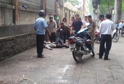 Nam thanh niên dùng dao đâm bạn gái rồi tự sát giữa đường