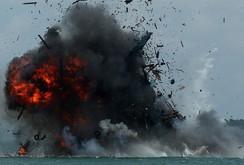 Indonesia đánh chìm tàu cá Việt Nam và các nước khác