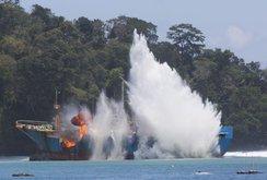 Indonesia bác bỏ cái gọi là ngư trường truyền thống của Trung Quốc