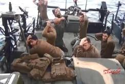 Mỹ phẫn nộ vì video lính Mỹ quỳ gối trước binh sĩ Iran