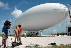 Mỹ trang bị cho Philippines khí cầu hiện đại để quan sát biển Đông