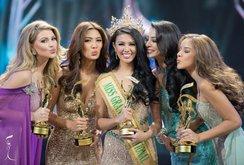 Người đẹp Indonesia đoạt vương miện Hoa hậu Hòa bình Quốc tế