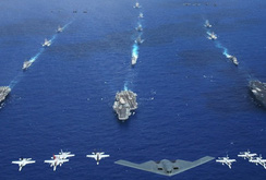 Bản tin NLĐ ngày 4-10: Mỹ có thể xóa sổ đảo nhân tạo ở biển Đông trong ít phút