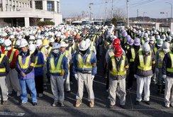 Nhật Bản dành 1 phút tưởng nhớ nạn nhân sóng thần