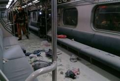 Một phụ nữ Việt bị thương trong vụ nổ tàu điện ở Đài Loan