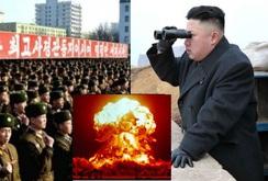 Triều Tiên cảnh báo chuẩn bị tấn công hạt nhân nước Mỹ
