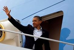 Bản tin NLĐ ngày 25-5: Tổng thống Obama rời TP HCM, kết thúc chuyến thăm Việt Nam