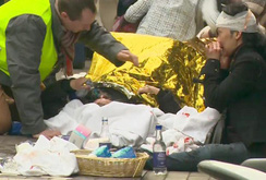 Đánh bom ở Bỉ: 61 nạn nhân đang rất nguy kịch