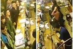 Hà Nội: Gần 40 thanh niên quỵt tiền, hành hung nữ nhân viên thu ngân