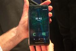 Bạn có biết điện thoại siêu bảo mật với giá 350 triệu đồng?