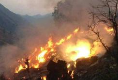 Máy bay rơi ở Pakistan, 47 người thiệt mạng