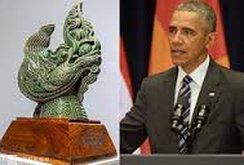 Món quà đặc biệt Thủ tướng Nguyễn Xuân Phúc tặng cho TT Obama