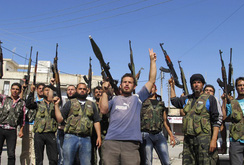 Chuyên đề: Ba cuộc chiến làm chao đảo thế giới: Nội chiến ở Syria, chống IS và giá dầu