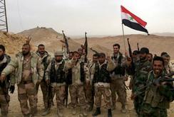 Quân đội Syria chiếm thành cổ Palmyra