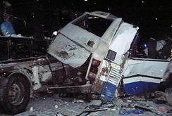 Nhiều trẻ em tử vong trong tai nạn xe buýt ở Nga