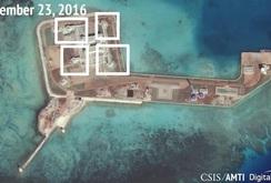 Bản tin NLĐ ngày 15-12: Trung Quốc bị tố giác trang bị vũ khí trên biển Đông