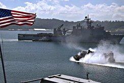 Hải quân Mỹ kêu gọi nhiều nước tuần tra Biển Đông