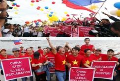 """PCA bác yêu sách """"đường lưỡi bò"""", Philipines thắng kiên"""
