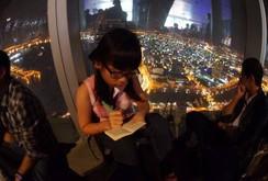 Ghi Nhanh: Sài Gòn - TP HCM tưng bừng đón giao thừa Tết Bính thân