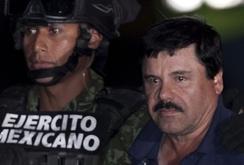 Mexico công bố phim bắt trùm ma túy Guzman