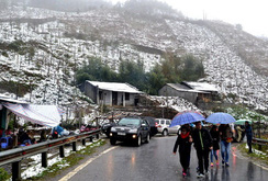 Bản tin NLĐ ngày 18-1: Mưa tuyết sẽ rơi nhiều ở miền Bắc