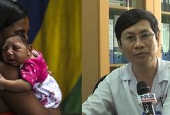 Virus Zika đã có ở Việt Nam, bác sĩ chuyên khoa nói gì?