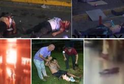 Đánh bom liên tiếp, xả súng ở Istanbul, ít nhất 36 người chết