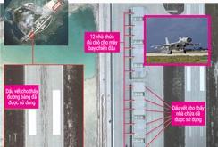 Trung Quốc đưa nhiều máy bay chiến đấu ra đảo Phú Lâm